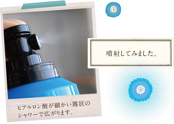イヴァンカのヒアルロン酸スプレー化粧水