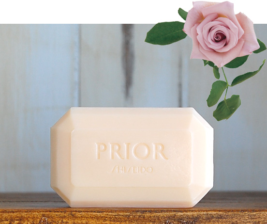 プリオールのオールクリア石鹸