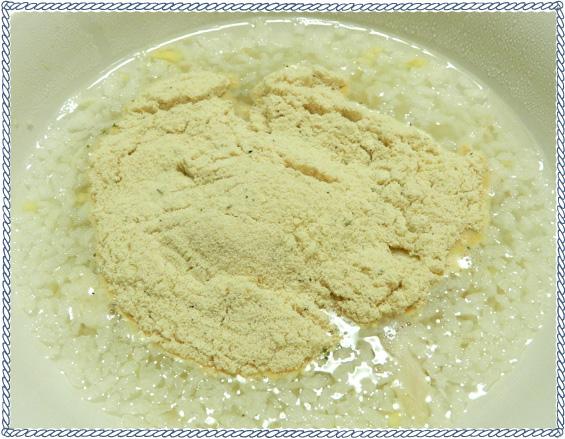 マイクロダイエットチーズリゾット