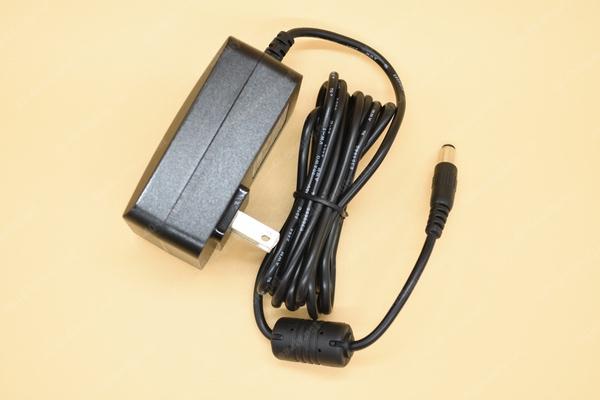 光脱毛器センシライトの電源