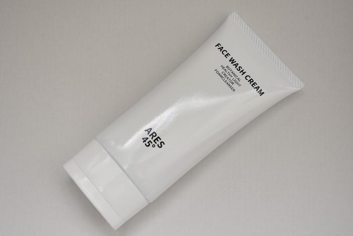 ARES45の洗顔